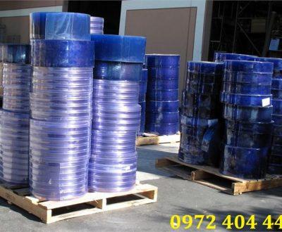 Rèm nhựa công nghiệp