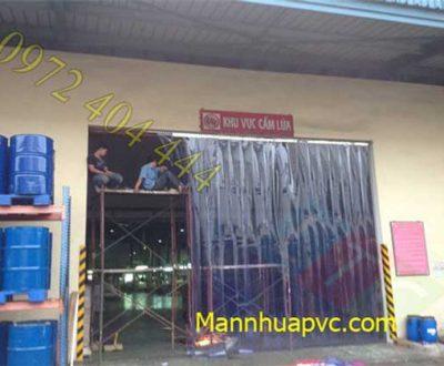 Báo giá màn nhựa PVC ngăn lạnh chi tiết
