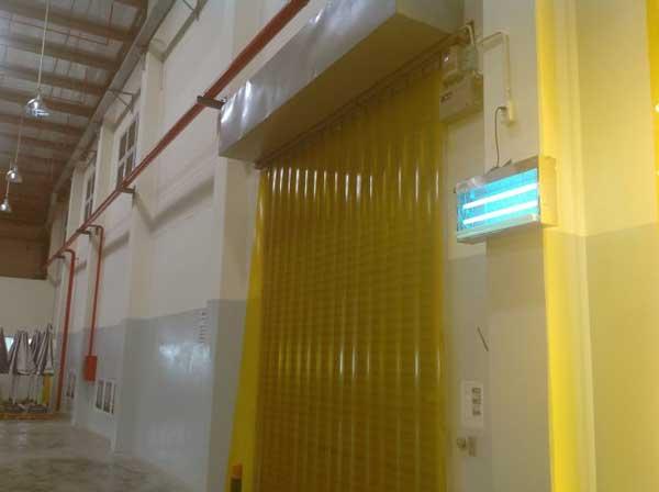 Rèm nhựa PVC tại Quảng Nam