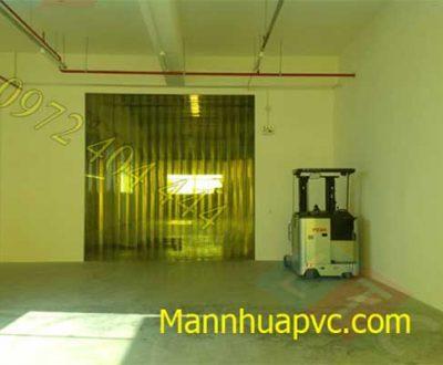 Rèm nhựa PVC trong suốt tại Hà Nội