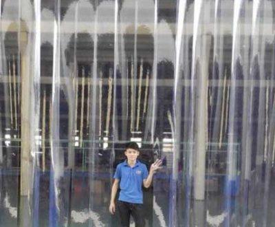 Màn nhựa PVC tại Quảng Ninh